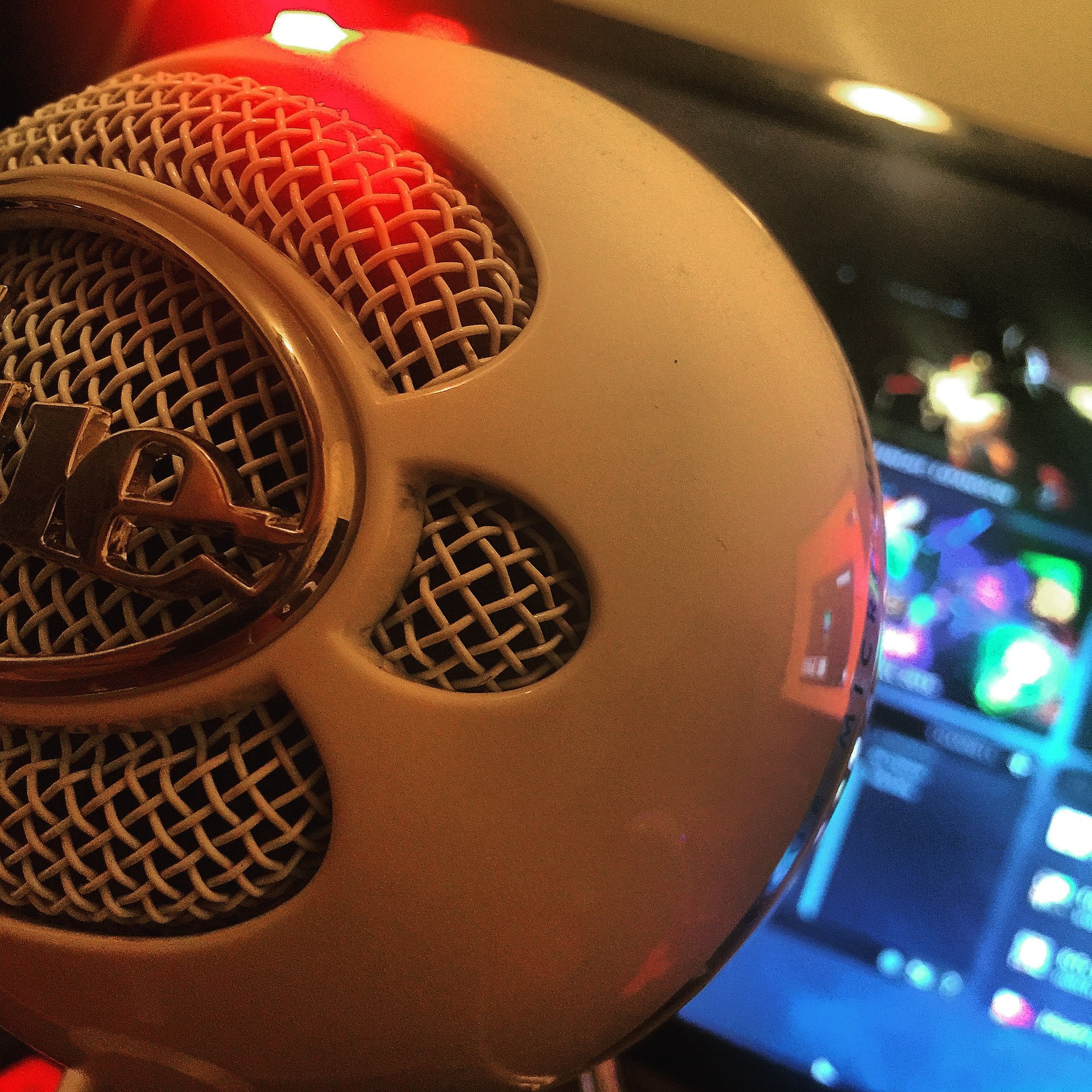 Mikrofon Gaming