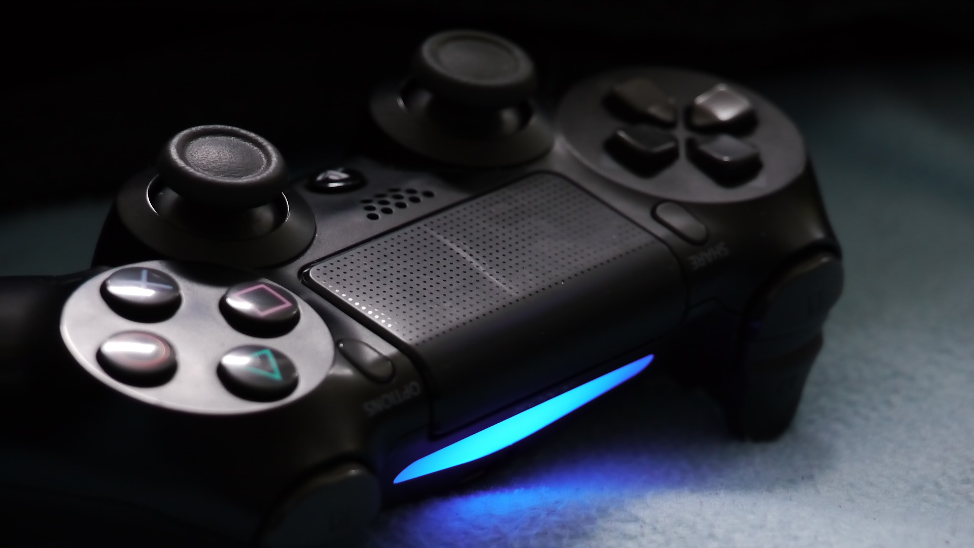 Move Controller PS4