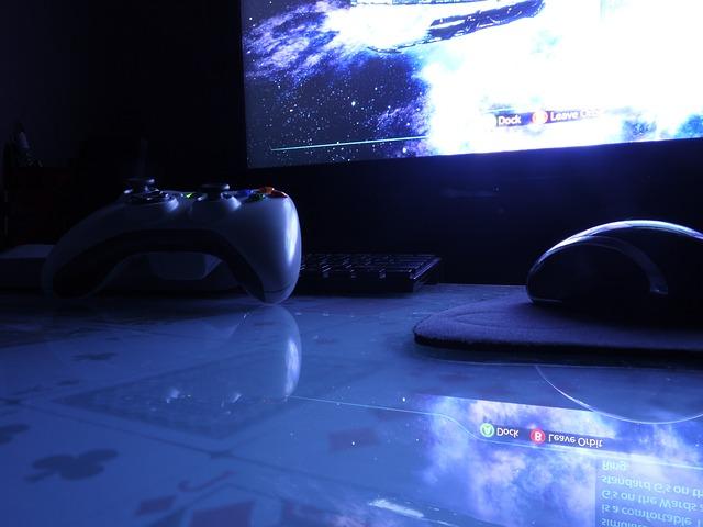Kabellose Gaming Maus
