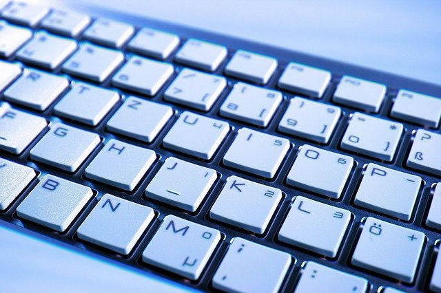 Kabellose Gaming Tastatur