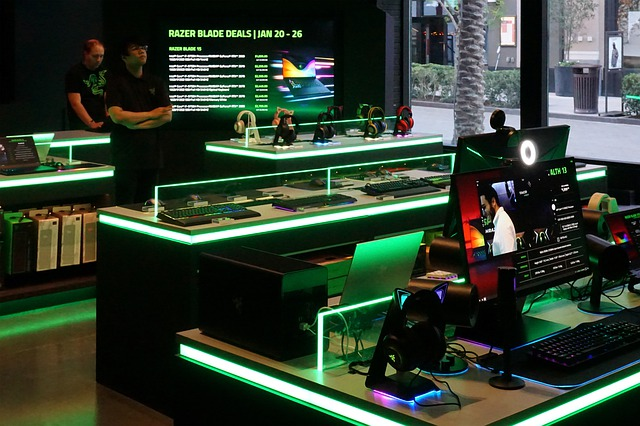Razer Gaming Monitor
