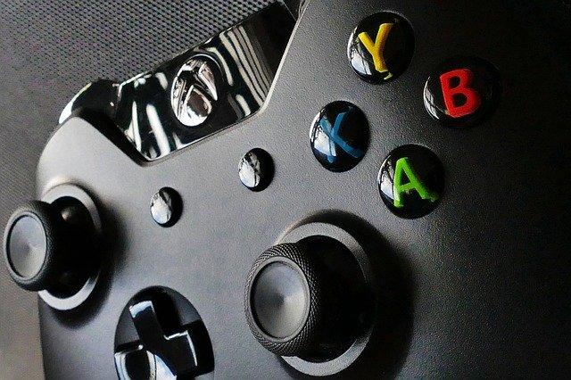 Xbox One Controller schwarz